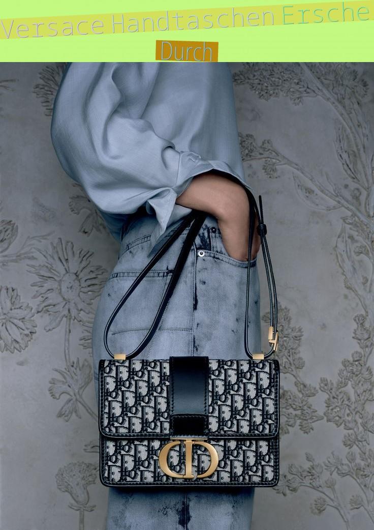 Versace Handtaschen Erscheinen Durch