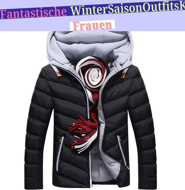 Fantastische Winter-Saison-Outfits-Konzepte Für Frauen